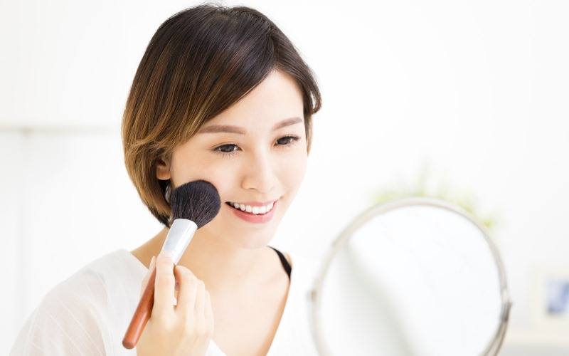 Rahasia Gaya Makeup Asian