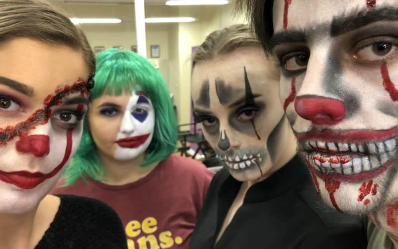 Tips Makeup Terbaik Untuk Halloween